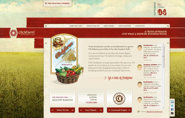 CLICKFARM INTERACTIVE<br /> http://www.clickfarminteractive.com/