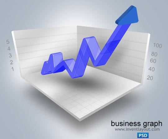 业务图PSD<br /> http://www.inventlayout.com/post/business-graph-psd-89.aspx