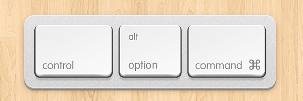 Keyboard Buttons<br /> http://365psd.com/day/3-69/