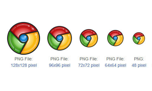 Browser Chrome Icon<br /> http://www.iconarchive.com/show/browser-icons-by-royalflushxx/browser-chrome-icon.html