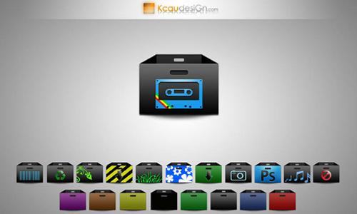 Icon Box for Windows<br /> http://kcaudesign.deviantart.com/art/Icon-Box-for-Windows-120654395