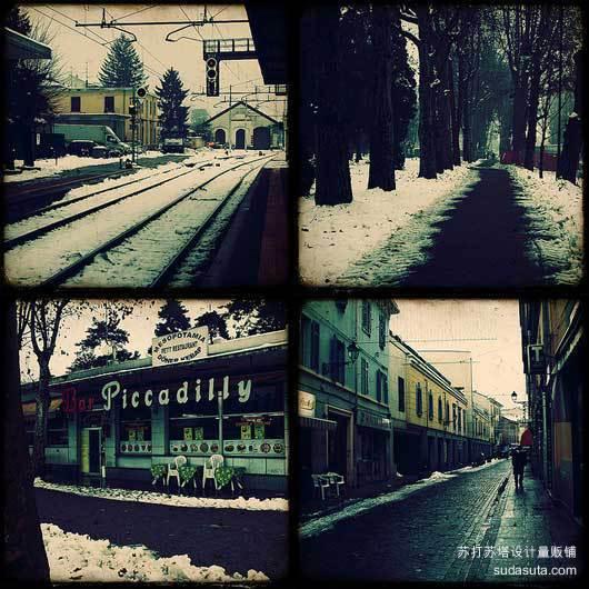 UTW冬季爱Photoshop动作<br /> http://www.flickr.com/photos/underthewaves/3678796769/
