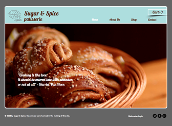Sugar and Spice Patisserie
