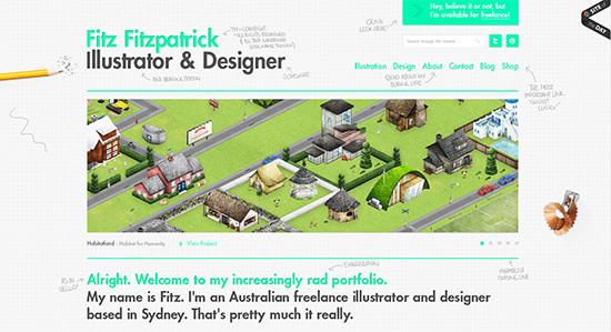 Fitz Fitzpatrick<br /> http://fitzfitzpatrick.com/