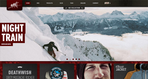 Moment Skis<br /> http://www.momentskis.com/