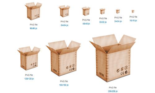 Box Icon<br /> http://www.softicons.com/free-icons/object-icons/box-icon-by-angel-corral-arias/box-icon
