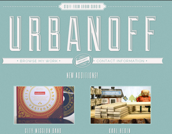 Urban off<br /> http://urbanoff.com/