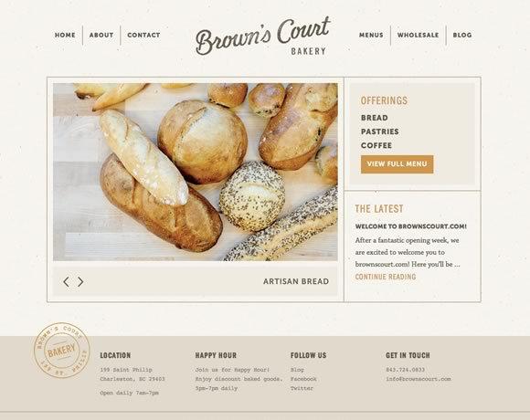 Brown's Court Bakery<br /> http://brownscourt.com/