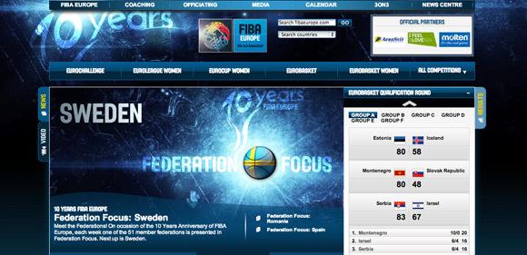 FIBA Europe<br /> http://www.fibaeurope.com/default.asp