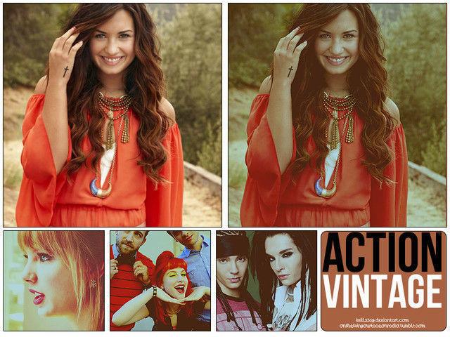 Action Vintage<br /> http://iwillstay.deviantart.com/art/Action-Vintage-320825761