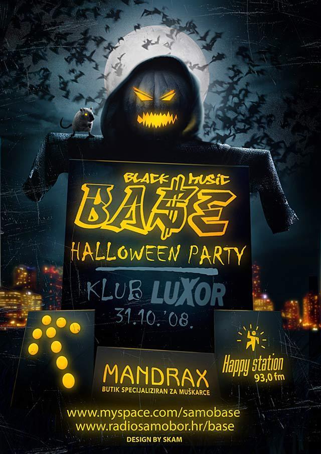 Base Flyer Halloween<br /><br /> http://skam4.deviantart.com/art/Base-flyer-Halloween-100313456