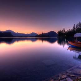 日出日落 美景共赏