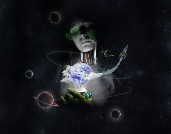 在photoshop中绘制一个带有地球元素的照片合成作品<br /> http://psd.fanextra.com/tutorials/photo-effects/photo-manipulate-an-eye-catching-poster-design-for-earth-hour/