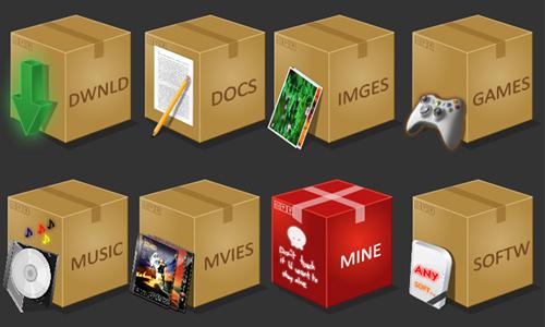 Boxes<br /> http://gurato.deviantart.com/art/Boxes-145394459