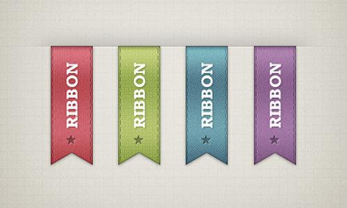 垂直色带<br /><br /> http://dribbble.com/shots/559812-Vertical-Ribbons-Freebie