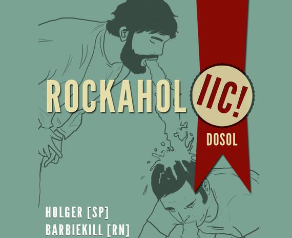 Rockaholic<br /> http://rockaholic.krawdyah.com/
