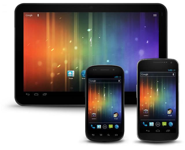 Official Android 4.0 Stencils (PSD, PNG & Omnigraffle)<br /> http://developer.android.com/design/downloads/index.html