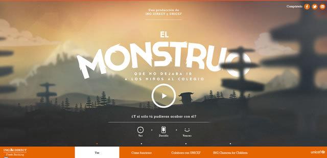 El Monstruo<br /> http://www.elmonstruo.org/