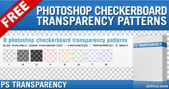 Photoshop Transparency Pattern<br /> http://deiby.deviantart.com/art/Photoshop-Transparency-Pattern-209127798