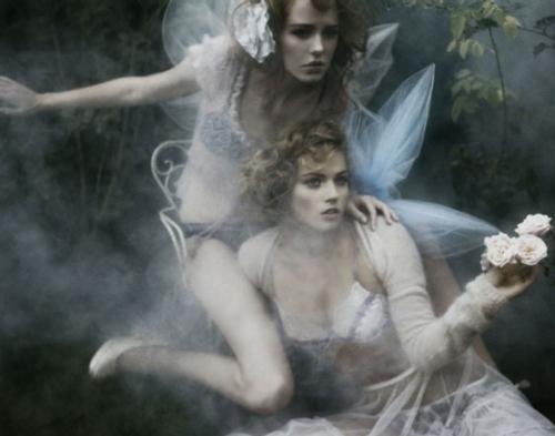 你的童话有多远 摄影插画欣赏