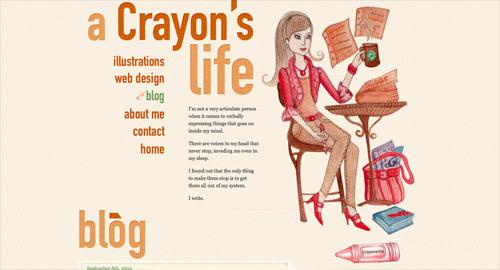 A Crayon's Life<br /> http://www.crayonslife.com/my_blog