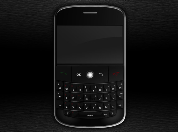 创建一个逼真的黑莓<br /> http://psd.tutsplus.com/tutorials/designing-tutorials/create-a-realistic-blackberry-style-mobile-phone-from-scratch/