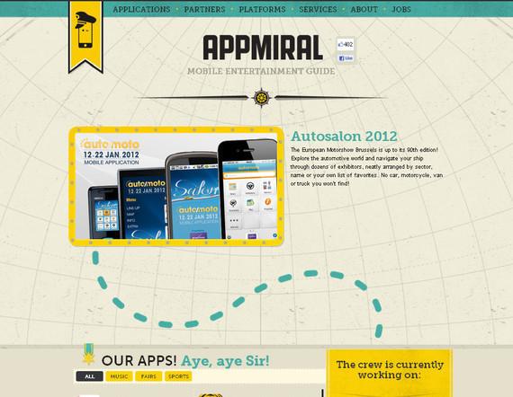 Appmiral<br /> http://www.appmiral.com/