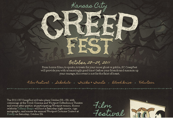 Kansas City Creep Fest<br /> http://www.kccreepfest.com/