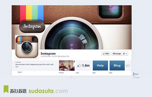 Instangram<br /> https://www.facebook.com/instagram