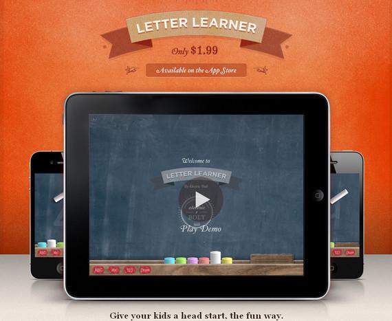 Letter Learner<br /> http://letterlearner.com/