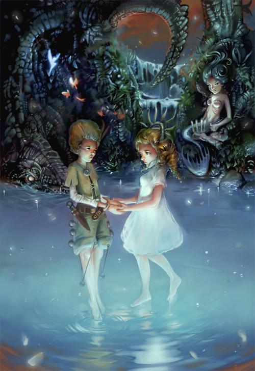 "Trust ""Return to Neverland""<br /> http://seethrou.deviantart.com/art/Trust-quot-Return-to-Neverland-quot-151533105"