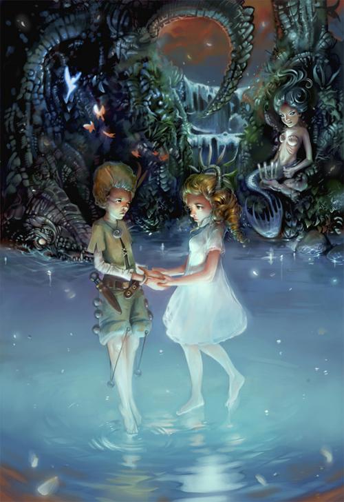 "Trust ""Return to Neverland""<br /> http://seethrou.deviantart.com/art/Trust-quot-Return-to-Neverland-quot-151533105"