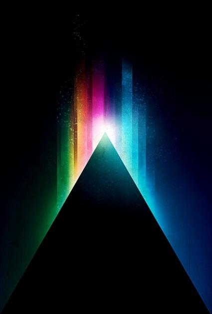 设计灵感/合成照片:25张绚丽的光