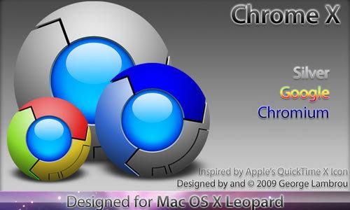 Google Chrome X<br /> http://gcl721.deviantart.com/art/Google-Chrome-X-127817175