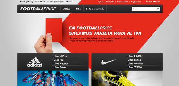 Football Price<br /> http://www.footballprice.com/