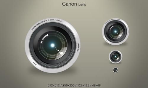 佳能镜头<br /> http://adamhultin.deviantart.com/art/Canon-Lens-199060300