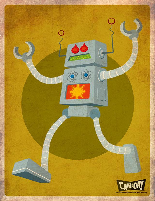 机器人Runamuck<br /> http://www.flickr.com/photos/bobcanada/3888108984/