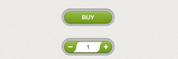 Yin Yang Button<br /> http://dribbble.com/shots/591259-Yin-Yang-Button