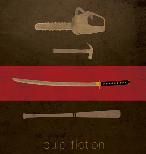 Pulp Fiction by by Ibraheem Youssef<br /> http://www.flickr.com/photos/heemaz/4223990062/in/photostream