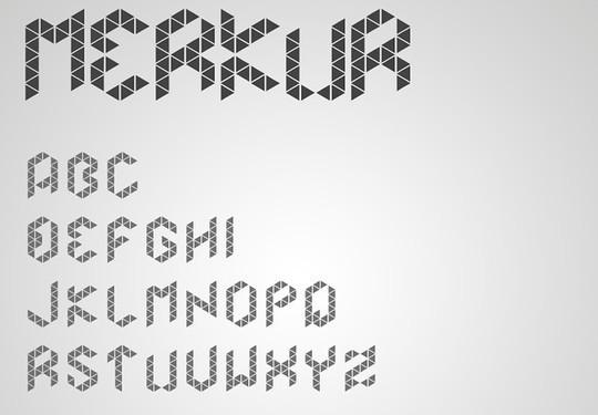 Merkur font<br /> http://www.fontspace.com/malwin-b%C3%A9la-h%C3%BCrkey/merkur