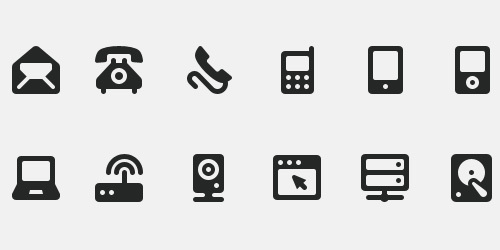 WPZOOM开发图标集(154图标)<br /> http://www.wpzoom.com/wpzoom/new-freebie-wpzoom-developer-icon-set-154-free-icons/