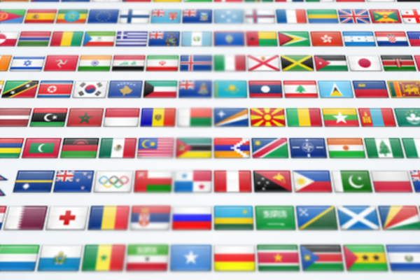 免费国旗图标<br /> http://dribbble.com/shots/775742-Freaking-Fantastic-Free-Flags