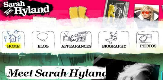 Sarah Hyland<br /><br /> http://www.sarahhyland.com/