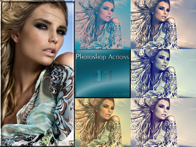 Photoshop Actions Pack 1<br /> http://reehbr.deviantart.com/art/Photoshop-Actions-pack-1-120752065