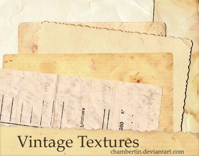 复古纹理(纹理)<br /> http://chambertin.deviantart.com/art/Vintage-Textures-130852998