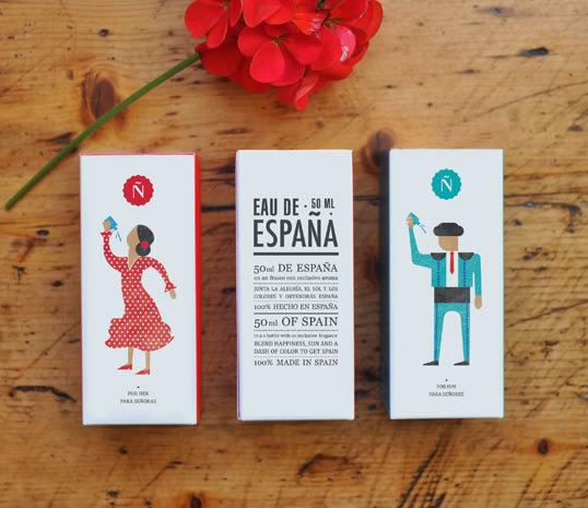 西班牙香水<br /> http://lovelypackage.com/eau-de-espana/