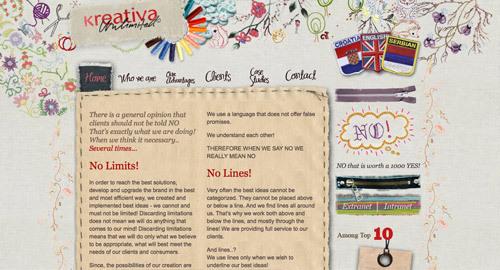 Kreativa Unlimited<br /> http://www.kreativaunlimited.com/en/