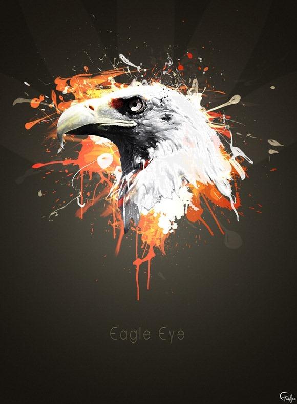 Eagle Eye<br /> http://beyondrealism.net/6252/99827/selected-artworks/eagle-eye
