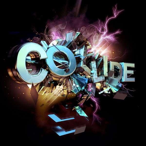 在photoshop中绘制一个令人振奋人心的闪电效果的文字<br /> http://www.gomediazine.com/tutorials/photoshop/illustrative-typography/