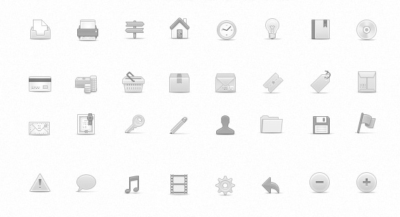 Soft Media Icons Set Vol 2<br /> http://www.pixeden.com/media-icons/soft-media-icons-set-vol-2